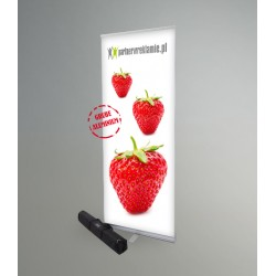 Roll-up LUX 85x200