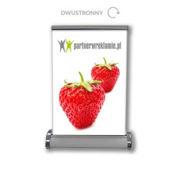 ROLL-UP MINI DWUSTRONNY A3